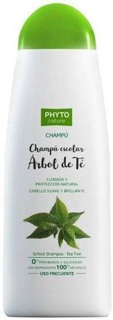 PHYTO NATURE Naturalny szampon szkolny od 3 lat ochrona przed wszawicą 400 ml