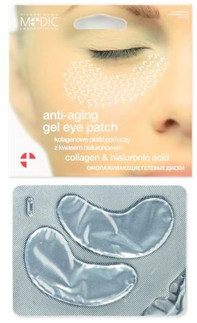PIERRE RENE Płatki pod oczy Collagen&hialuronic