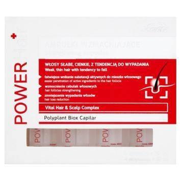 POWER HAIR Ampułki  4x10ml