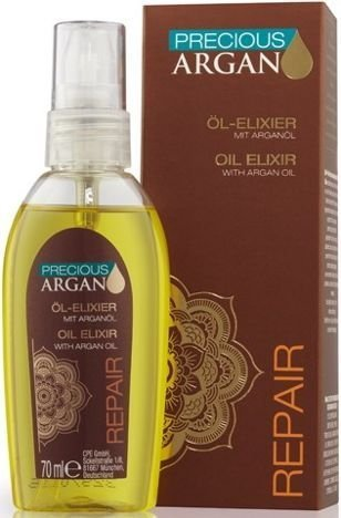 PRECIOUS ARGAN REPAIR OIL ELIXIR 70 ml