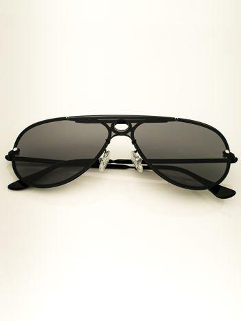 PREMIUM Okulary Przeciwsłoneczne Pilotki Aviator