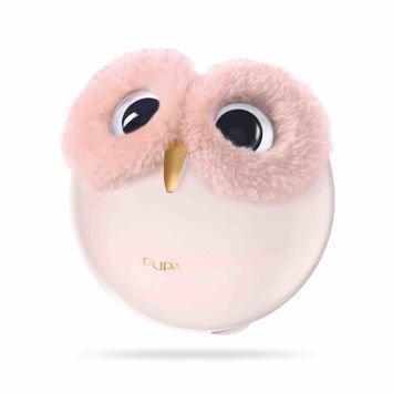 PUPA Owl Paleta do makijażu twarzy, oczu i ust 011 Cold Shades