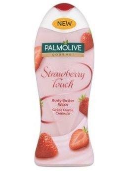 Palmolive Gourmet Żel kremowy pod prysznic Strawberry Touch truskawkowy 500 ml