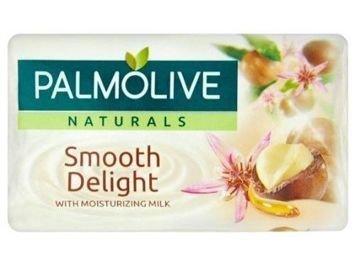 Palmolive Naturals Mydło w kostce Smooth Delight olej makadamia i kakao 90 g