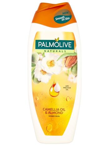 Palmolive Naturals Żel pod prysznic kremowy Camellia Oil & Almond 500 ml