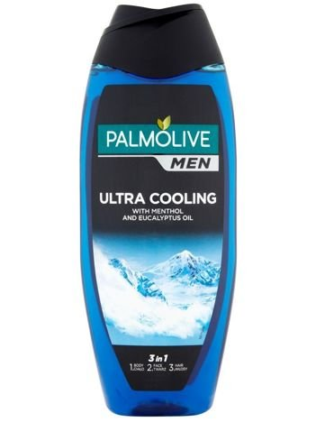 Palmolive Żel pod prysznic Men Ultra Cooling 500 ml