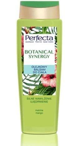 Perfecta Botanical Synergy Olejkowy Balsam do ciała - Matcha i Mango 400 ml