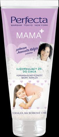 """Perfecta Mama+ Żel do ciała ujędrniający  200ml"""""""