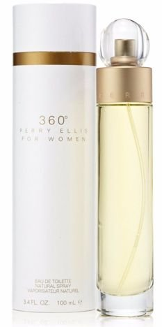 Perry Ellis 360° (W)EDT Damska woda toaletowa SP 100ml
