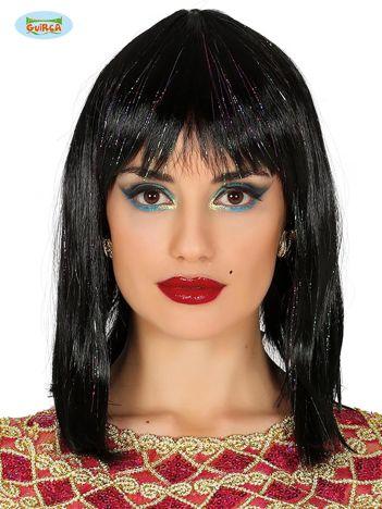 Peruka damska Egipcjanka