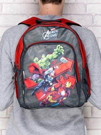 Plecak szkolny chłopięcy motyw AVENGERS
