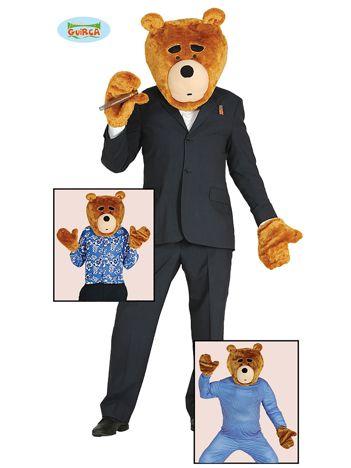 Przebranie dla dorosłych Niedźwiedź/Miś