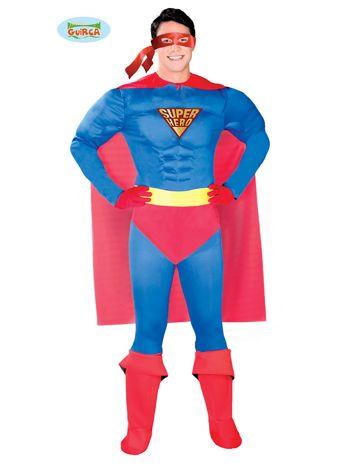 Przebranie męskie na imprezę Superbohater