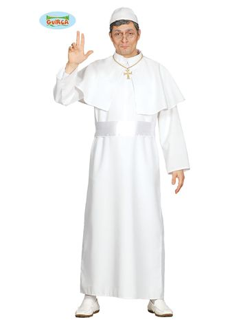 Przebranie na imprezę Papież