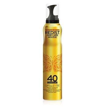 REDIST 40 OVERDOSE Miracle Oils ODŻYWKA W PIANCE 200 ML