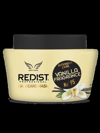 REDIST Profesjonalna maska VANILLA do włosów osłabionych i delikatnych 500 ml
