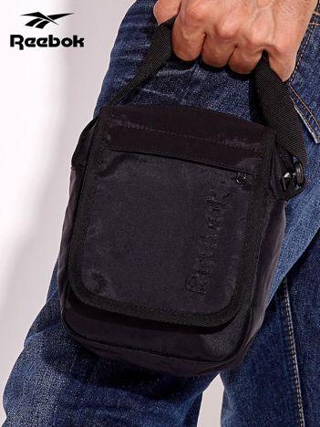 REEBOK Czarna torba męska