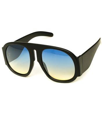 RETRO Okulary Przeciwsłoneczne OMBRE
