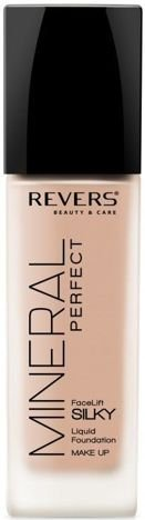 REVERS MINERAL PERFECT Silky Liquid Foundation 21 natural 40 ml