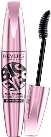 REVERS Maskara BIG EYES Maxi Volume & Curly Lashes stymulująca wzrost rzęs 10 ml