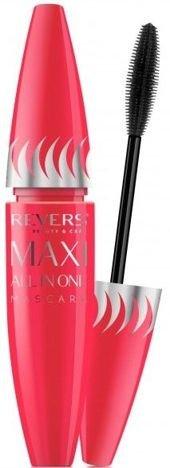 REVERS Maskara MAXI ALL IN ONE objętość + wydłużenie + podkręcenie 12 ml