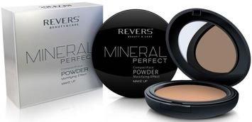REVERS Mineral Perfect puder prasowany 01 8g