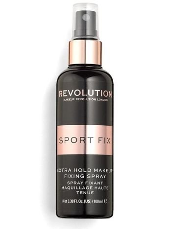 REVOLUTION Sport Fix Fixing Spray Utrwalacz makijażu w sprayu do zadań specjalnych 100 ml
