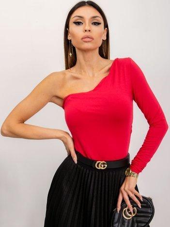 RUE PARIS Czerwona bluzka California