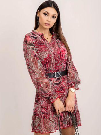RUE PARIS Różowa sukienka Watson