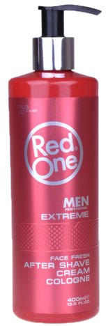 RedOne AFTER SHAVE CREAM COLOGNE RED WODA KOLOŃSKA W KREMIE 150 ML
