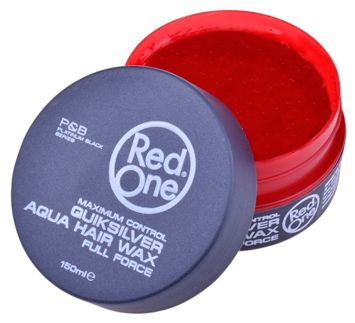 RedOne AQUA WAX FULL FORCE QUIKSILVER ZAPACH AGRESTU 150 ML
