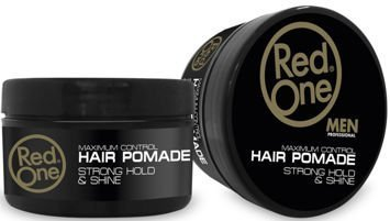 RedOne HAIR POMADE STRONG HOLD SHINE Pomada do włosów 100 ML