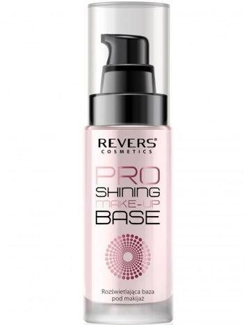 Revers PRO SHINING MAKE-UP BASE Rozświetlająca baza pod makijaż 30 ml