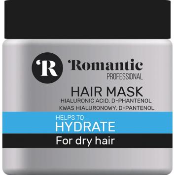 Romantic Professional Maska do włosów Hydrate  500 ml