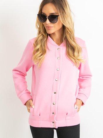 Różowa bluza Harvey
