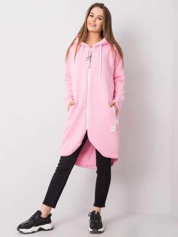 Różowa bluza Stunning