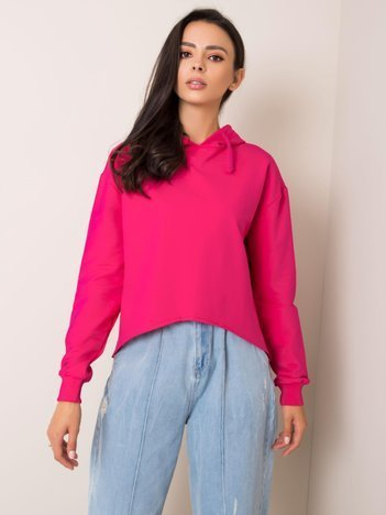 Różowa bluza Yasamina FOR FITNESS