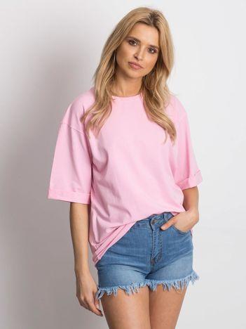 Różowa bluzka Celebration