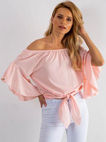 Różowa bluzka Craving