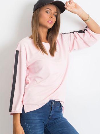 Różowa bluzka Lively