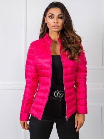 Różowa kurtka Daphne