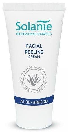 SOLANIE Profesjonalny kremowy peeling do twarzy 30 ml