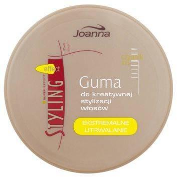 STYLING effect  Guma do kreatywnej stylizacji włosów złota