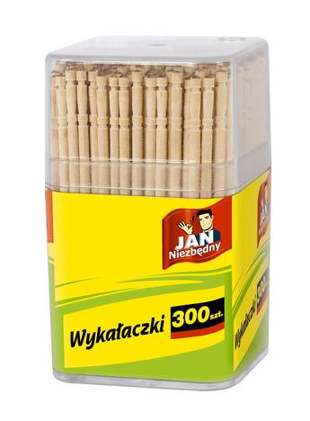 Sarantis Jan Niezbędny Wykałaczki pudełko 300 szt.
