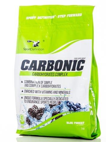 Sport Definition - Odżywka węglowodanowa Carbonic - 1000g Blue Forest