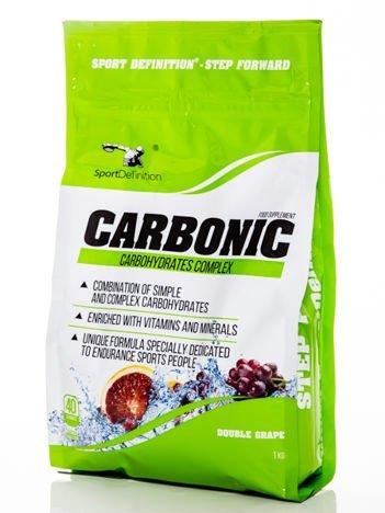 Sport Definition - Odżywka węglowodanowa Carbonic - 1000g Grape-grapefruit