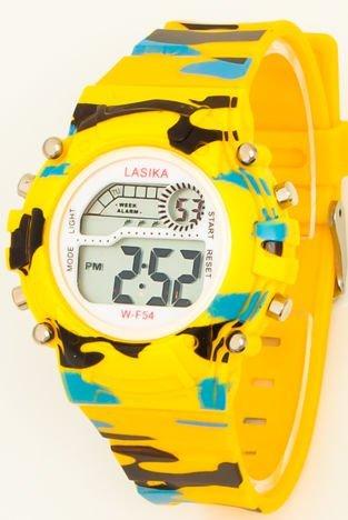 Sportowy Zegarek Dziecięcy WR 30M