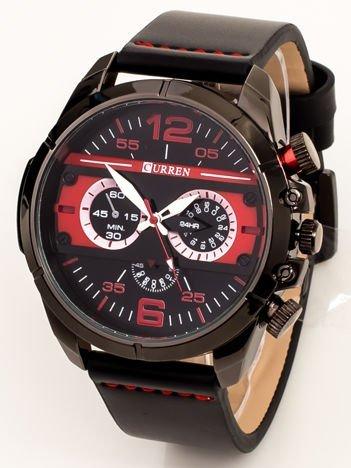 Sportowy męski zegarek