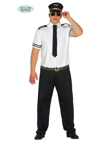 Strój na imprezę Pilot