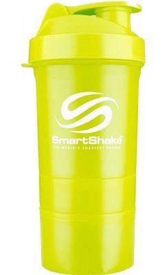 Suplementy diety Smartshake 400 ml żółty